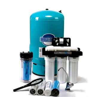 Pure Choice Central Reverse Osmosis System