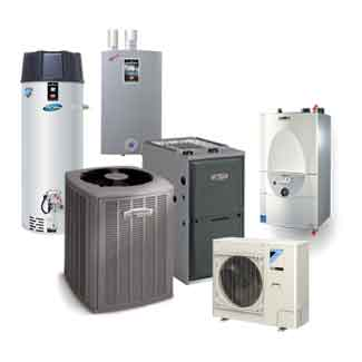 Armstrong Air, Daikin, Larrs, & More