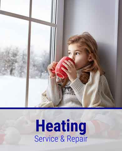 Are you in need of heating system services? Call our team of highly experienced heating technicians and installers!